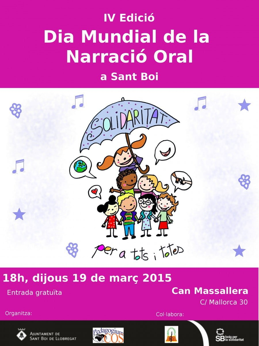Narració Oral 2015