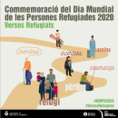 Campanya #VersosRefugiats #DMPR2020