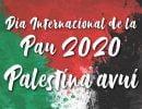 La commemoració del Dia Internacional de la Pau es centra en Palestina